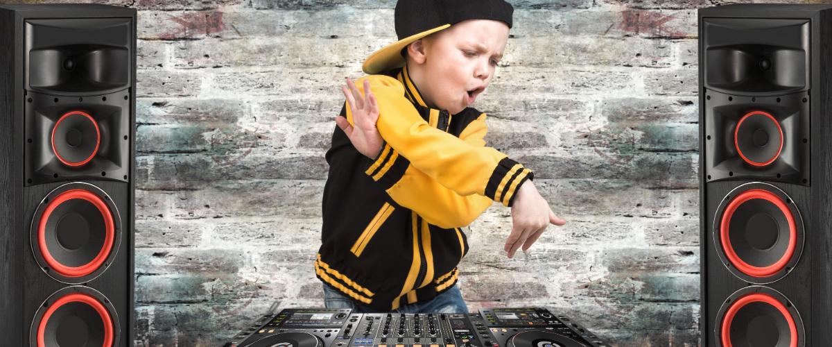 Grabbelpas: DJ workshop
