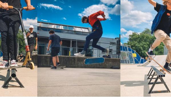 NIEUW NIEUW NIEUW... Skatestraten!
